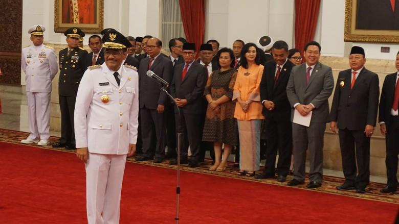 Menanti Gebrakan Djarot Selama 4 Bulan Jadi Gubernur DKI