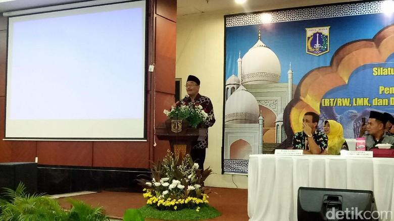 Kunker Pertama Gubernur Djarot: Silaturahmi ke Wali Kota Jaktim