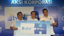Diakuisi Blibli, Bagaimana Nasib Karyawan Tiket.com?