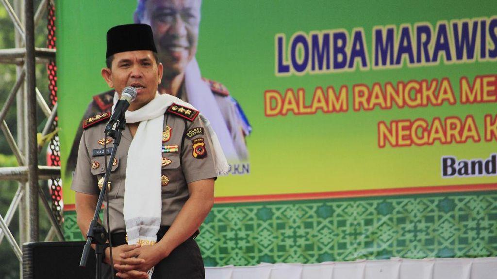 Enam Kapolres di Jawa Barat Diganti