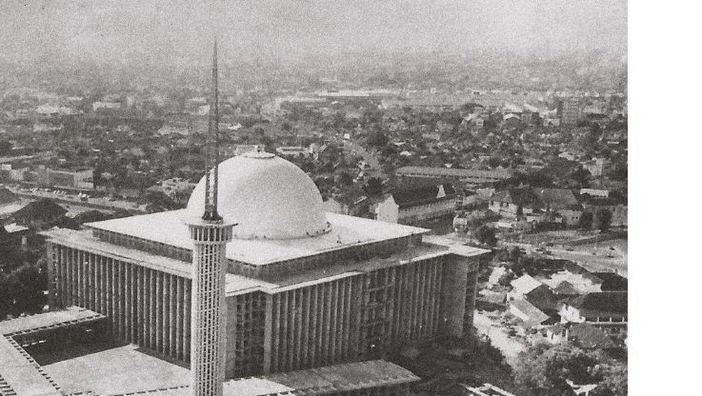 Biografi Arsitek Masjid Istiqlal Friedrich Silaban Dirilis
