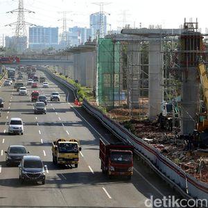 Proyek LRT Jabodebek Bakal Dapat Pinjaman Rp    5 T dari Bank Mandiri