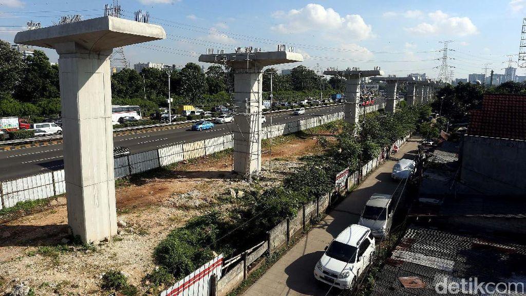Sri Mulyani Ingatkan Jangan Ada Korupsi di Proyek LRT Jabodebek