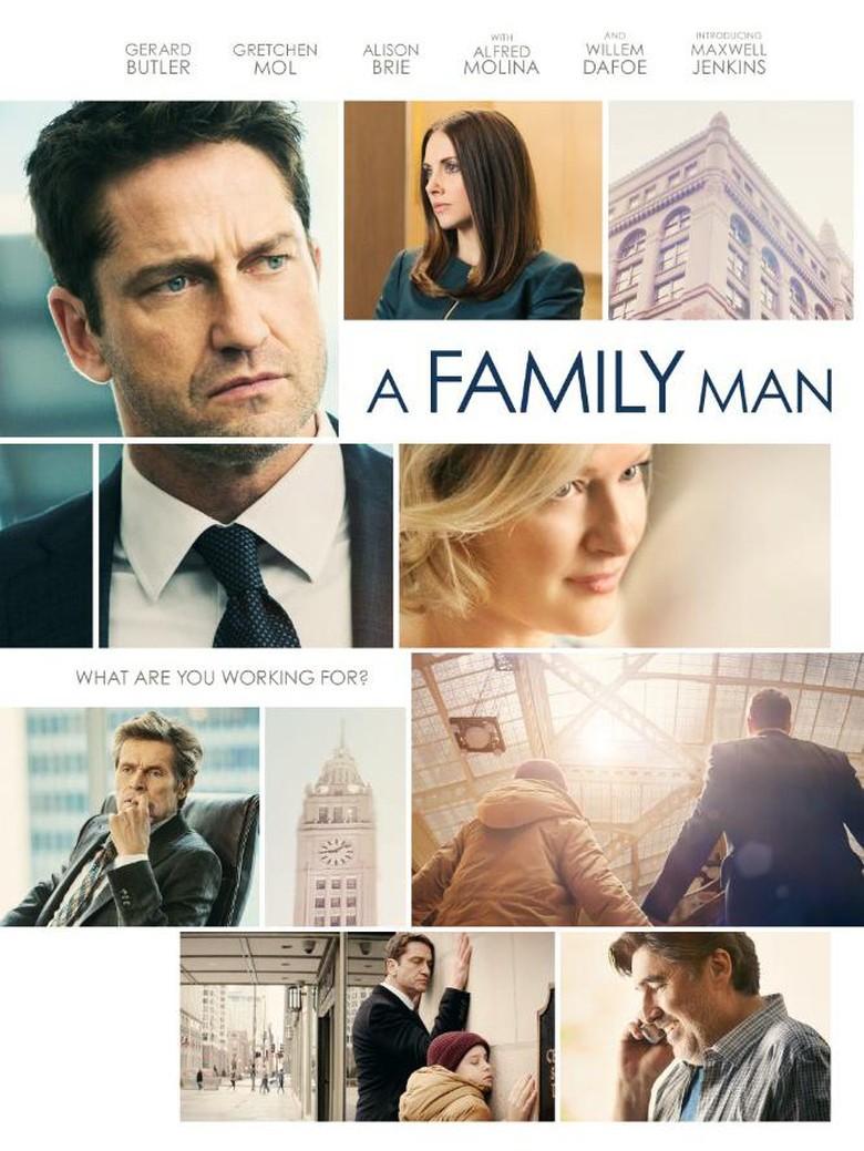A Family Man: Drama Keluarga Biasa Amerika