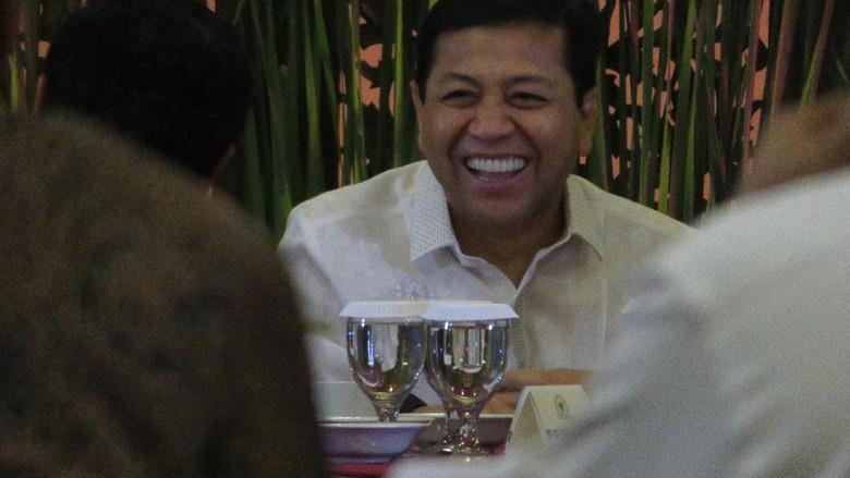 ICW: Jadi Tersangka, Novanto Harus Mundur dari Ketua DPR