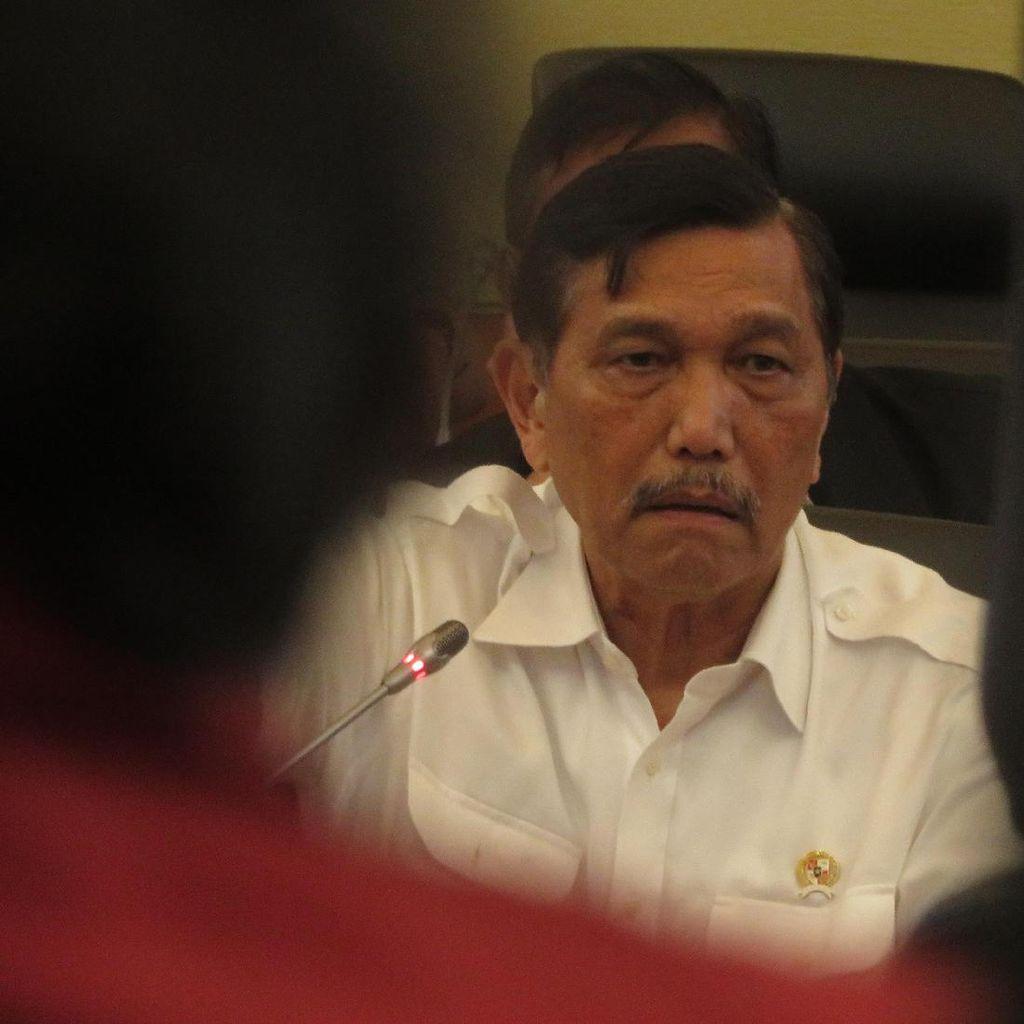 Istana: Ancaman Luhut Buka Dosa Amien Rais Sikap Pribadi