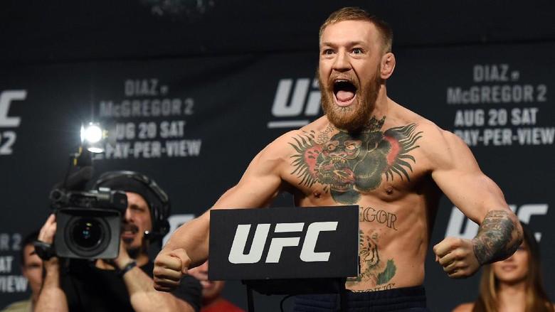 Kalau Praktikkan Gerakan MMA ke Mayweather, McGregor Akan Dituntut