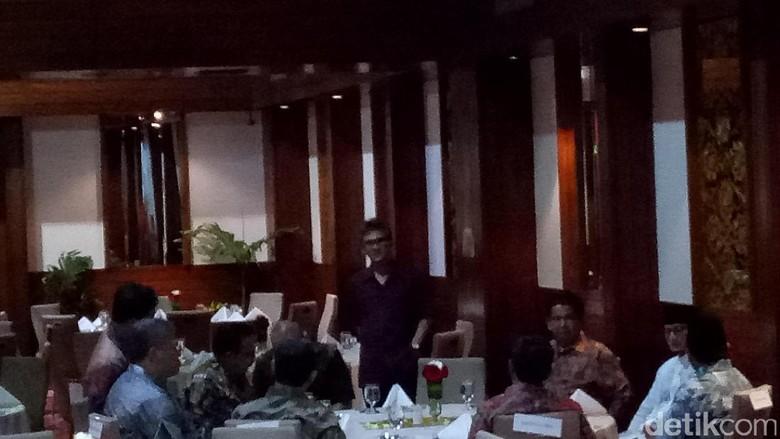 Anies-Sandi Buka Bersama dengan Jajaran SKPD Pemprov DKI