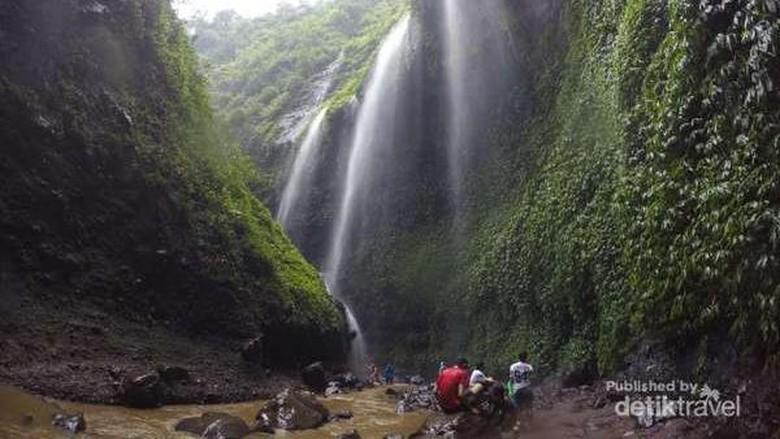 Air terjun Madakaripura (Pradikta Kusuma/dtraveler)