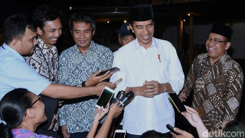 Jokowi: Kita Tidak Mau Kalah dengan Negara Lain