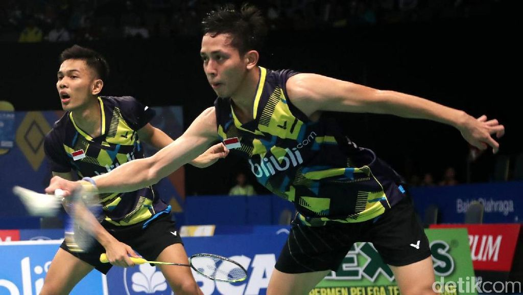 Tak Ada Kevin/Marcus, Kesempatan Fajar/Rian Meledak di Kejuaraan Asia 2018