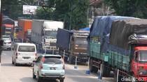 Mulai Hari Ini, Aturan Pembatasan Mobil Barang Saat Mudik Berlaku