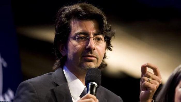 Pierre Omidyar. Foto: istimewa