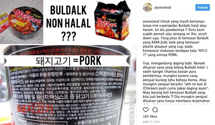 Foto: Instagram: JeomsimID