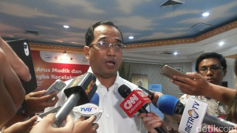 Menhub Minta Kapal TNI AL Dikerahkan Jika Ada Lonjakan Pemudik