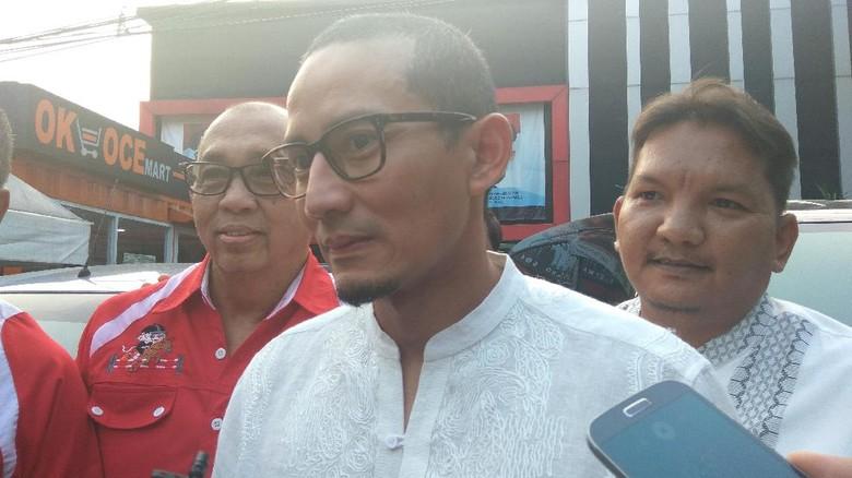 SOTR Berujung Pembacokan di Jakpus, Sandiaga: Jangan Konvoi