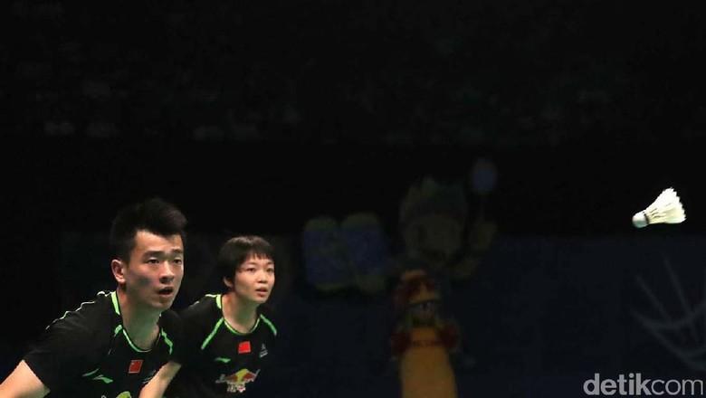 Puji Tontowi/Liliyana, Siwei/Qingchen Juga Terganggu Berisiknya Penonton di JCC