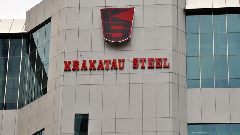 Di Rapat dengan DPR, Terungkap Krakatau Steel Rugi 1,17 T