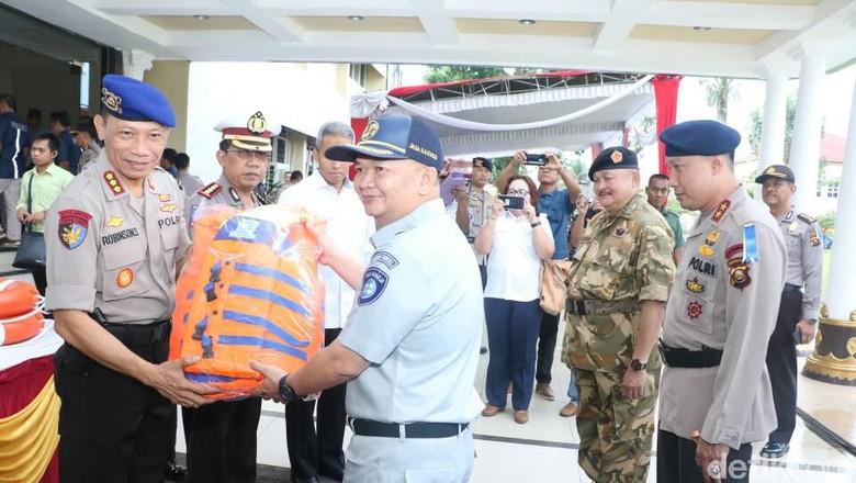 Polda Sumsel Kerahkan 4.758 Personel Amankan Mudik