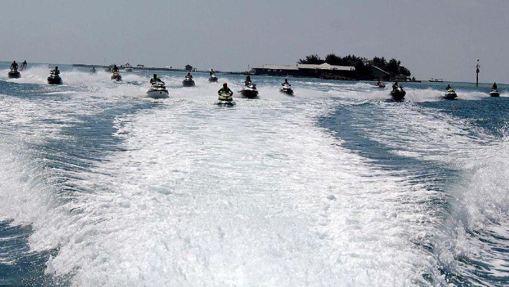 Sandi Ingin Kep Seribu Seperti Maldives, Punya Resort Kelas Dunia
