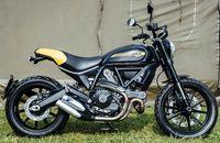 Ducati Luncurkan Scrambler Mach 2.0