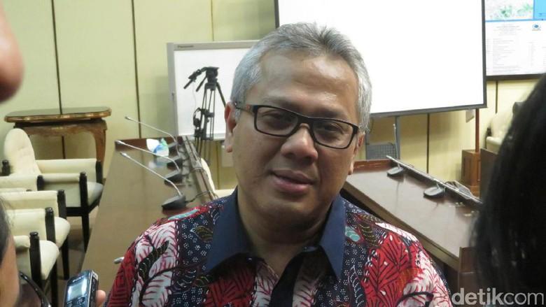 KPU Segera Bahas Rekomendasi Pembatalan Calon Bupati Jayapura