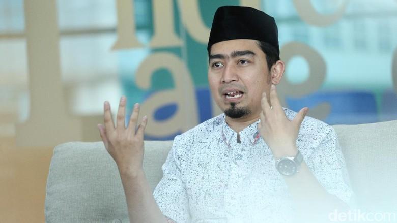 Ditahan 10 Jam di Changi, Ustad Solmed Bersyukur Istri Tak Jadi Ikut ke Singapura