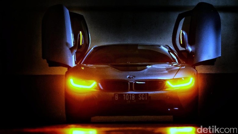 BMW Siapkan Adik i8