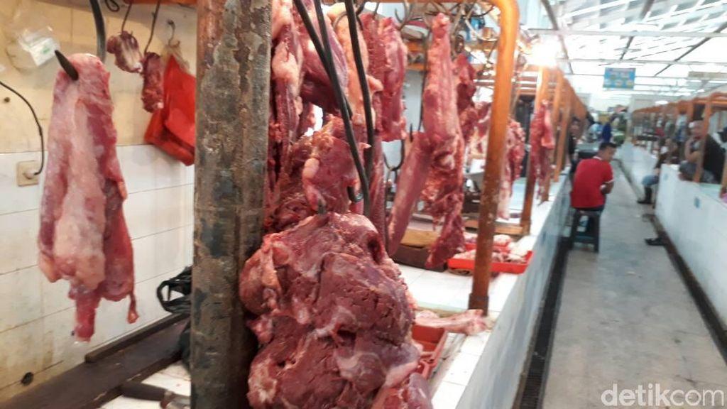 Ada Operasi Pasar di DKI, Daging Sapi Dijual Rp 80.000/Kg