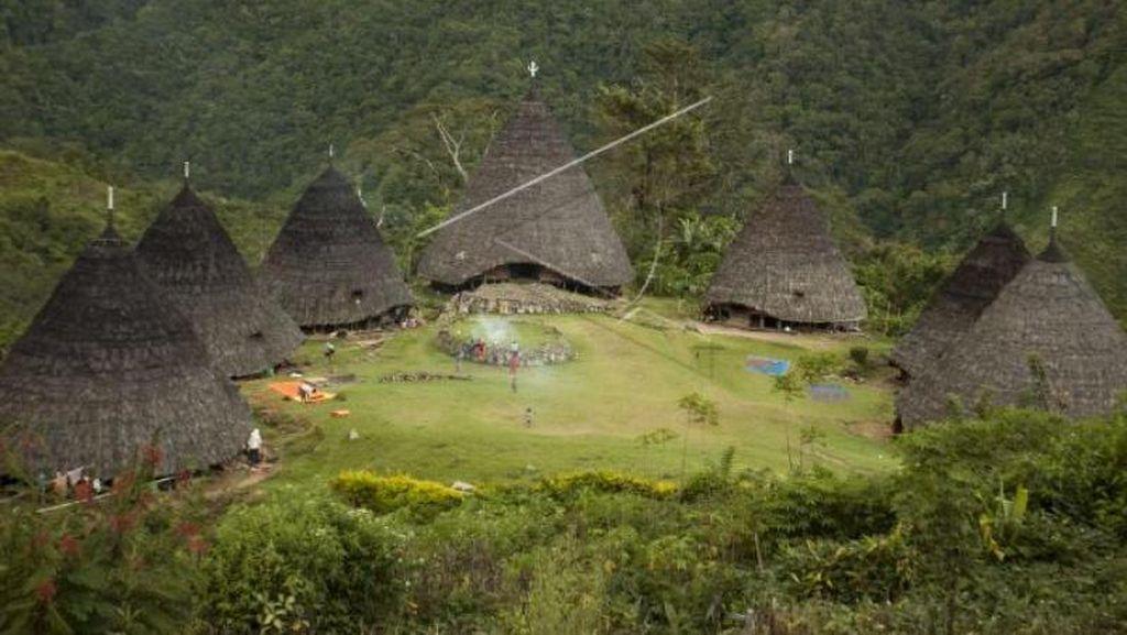 Wae Rebo, Desa di Atas Awan