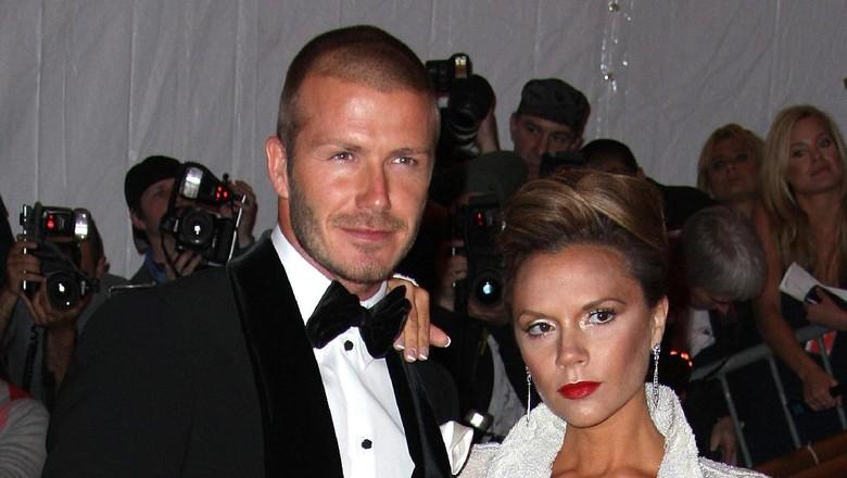 David Beckham dan Victoria Beckham/ Foto: Getty Images