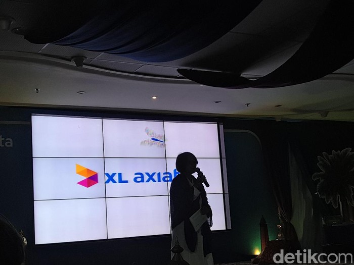 CEO XL Dian Siswarini. Foto: yud/detikINET