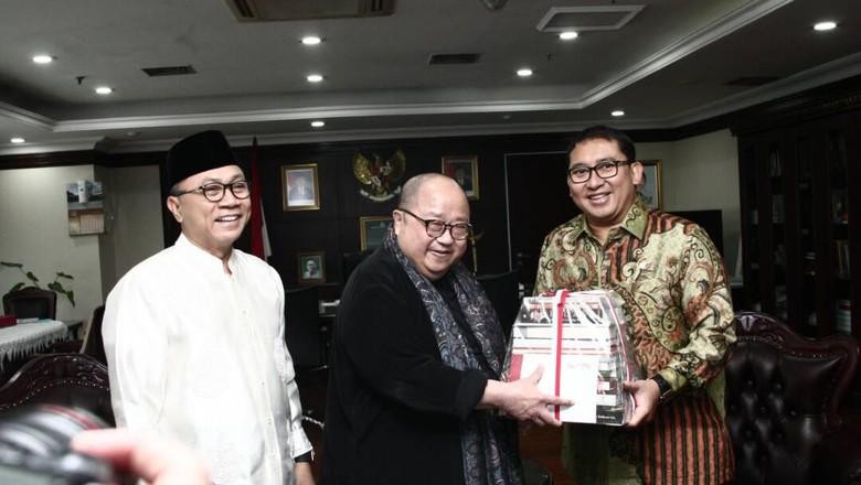 Ketua MPR: Interaksi Antarkebudayaan Perkuat Hubungan Negara ASEAN