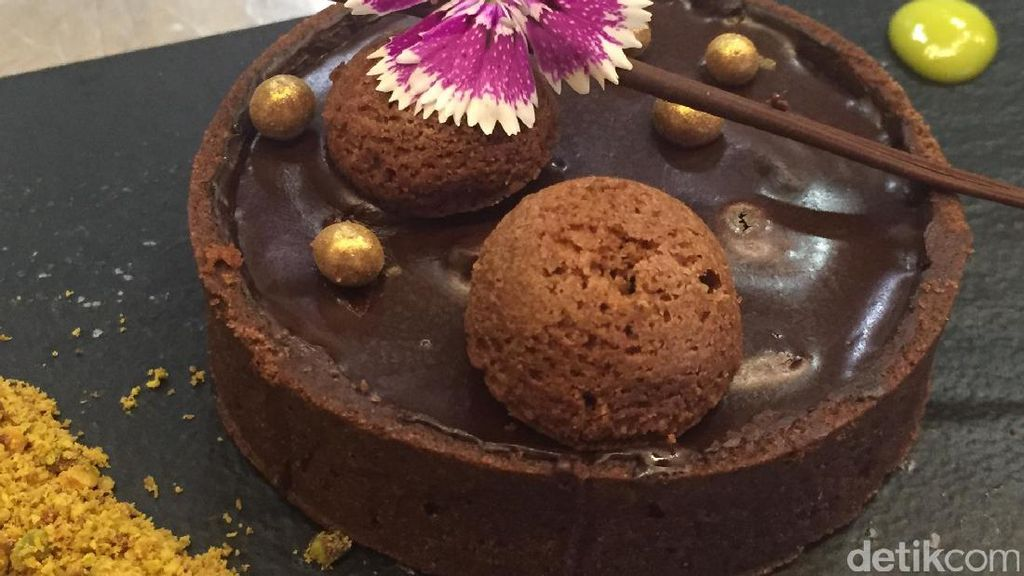 Resep Kue: Chocolate Dates Tarlet