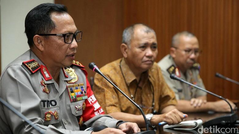 Kapolri: Tim KPK akan Bergabung dengan Polri Usut Teror ke Novel