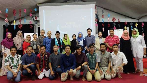 Warga & Diaspora Indonesia Segala Kalangan Kumpul Bukber di Milan