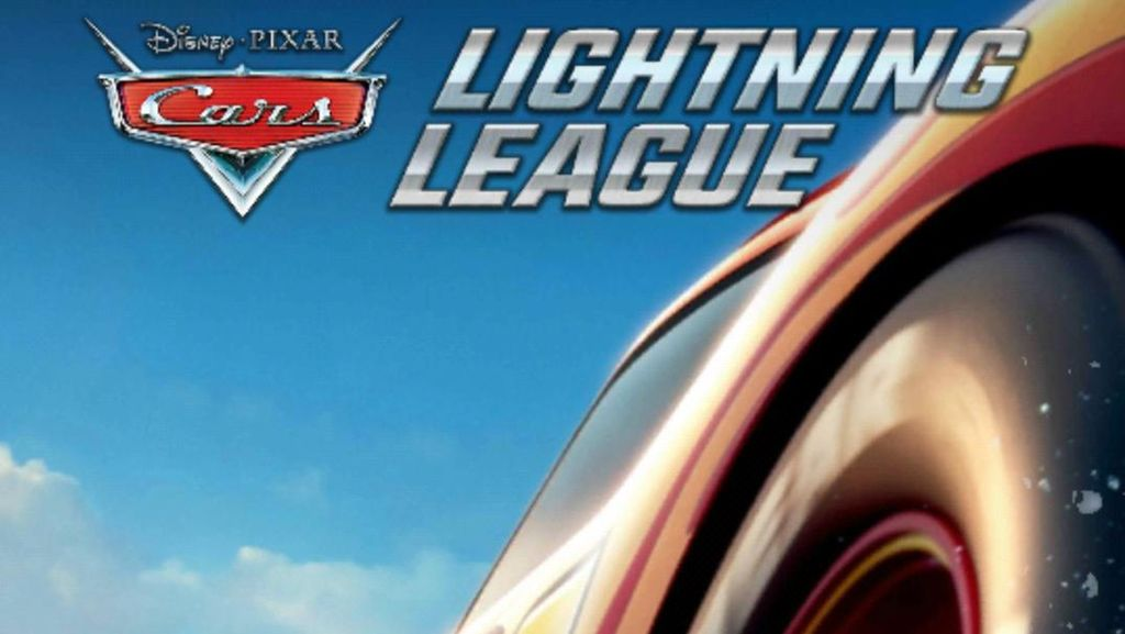 Cars: Lightning League Mengaspal di Android dan iOS