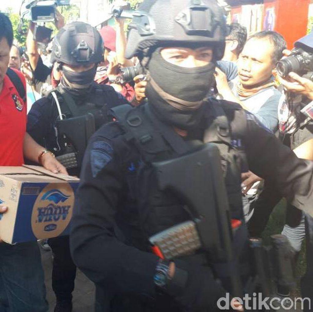 Polrestabes Surabaya Antisipasi Teror Jelang Natal dan Tahun Baru