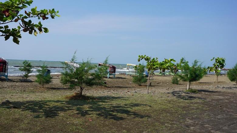 Pantai Sigandu Batang (Masaul/detikTravel)