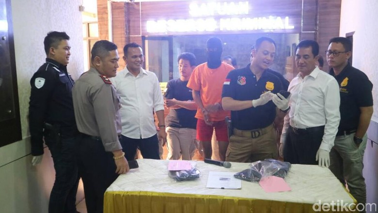 Kondektur Penusuk Sopir di Cengkareng Ditangkap di Sukabumi