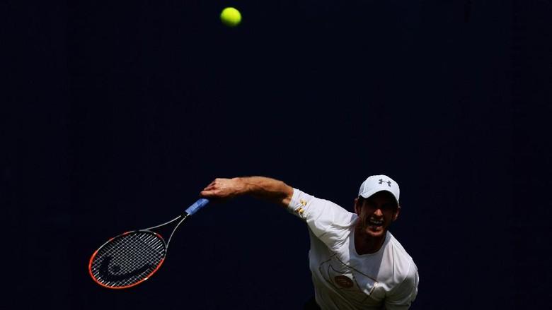 Dianggap Belum Sejajar Federer, Nadal, dan Djokovic, Ini Respons Murray