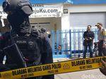 4 Terduga Teroris yang Hendak Serang Kantor Polisi Dibekuk