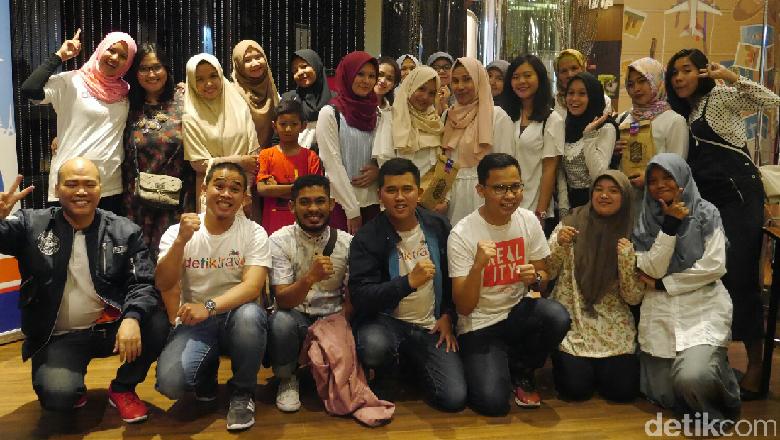 Buka puasa bersama Komunitas dTraveler Bandung (Kurnia/detikTravel)