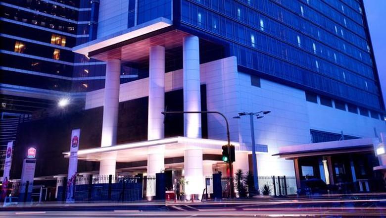 Ilustrasi hotel (dok ibis Trans Studio Bandung)