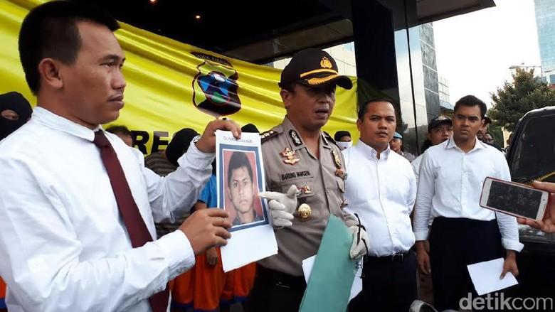 Penyerang Polisi di Mojokerto dengan Bondet Disergap, 1 Ditembak