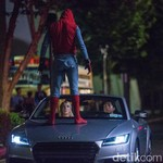 Mobil-mobil Audi Jadi Bintang Film Spider-Man Homecoming