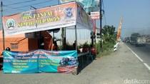 Jalur Mudik Mojokerto Disediakan Tambal Ban dan Servis Gratis 24 Jam