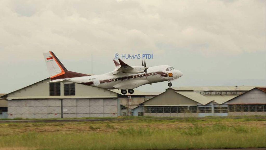 Pesawat CN235 Made in Bandung Laris Dibeli Nepal Hingga Senegal