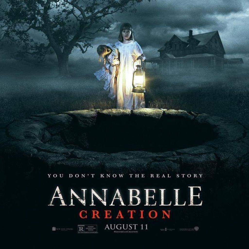 Annabelle: Creation Berhasil Raup Rp 4 Triliun di Box Office Dunia