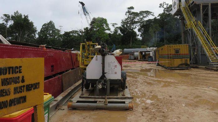 Biaya Pokok Penyediaan (BPP) PLTP Tulehu hanya sekitar Rp 1.000/kWh (Foto: Michael Agustinus/detikFinance)